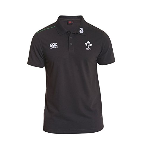 Irlande IRFU 2014/15 - Polo d'Entraînement de Rugby Blanc