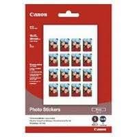 Canon PS-101 Fotopapier Aufkleber 10X15 5 Blatt