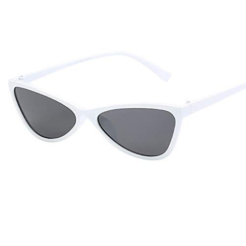 Makefortune 2019 Damen Männer Brille,Europäische und amerikanische Mode Damenmode Cat Eye...