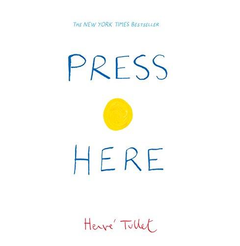 Press Here (Big Books) por Herve Tullet