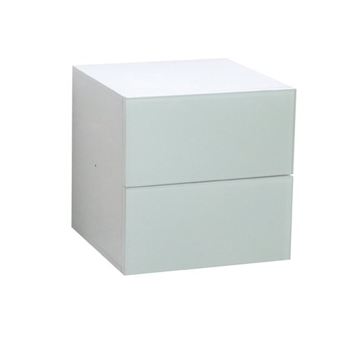 phonix-leonardo-118831bl-bloc-tiroir-avec-partie-avant-en-verre