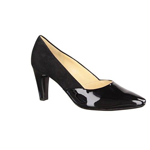 Gabor 55-150-37, Scarpe col tacco donna Nero nero Nero