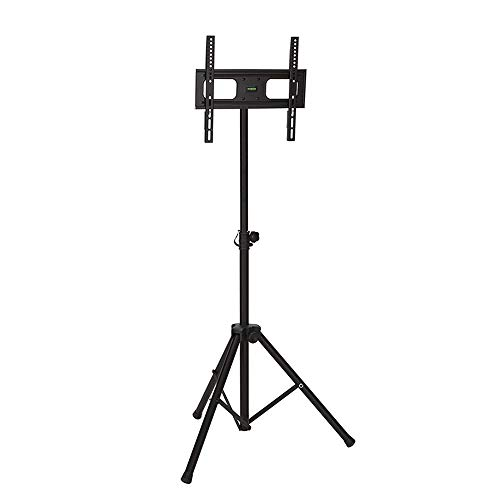 �nder Schwarz Standfuß Standmodell Fernsehständer LCD OLED LED QLED - Empfohlene TV-Größe: 23