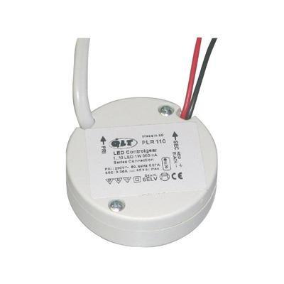 LED-KONVERTER RUND PLR 110 36 V 350 MA