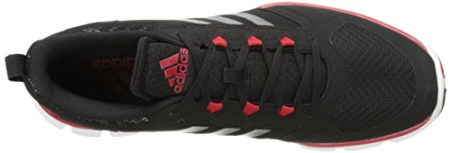 Adidas Performance Speed â??â??Trainer 2 Formazione scarpe, nero / carbonio metallizzato / Oro colle Black/Carbon Metallic/Power Red