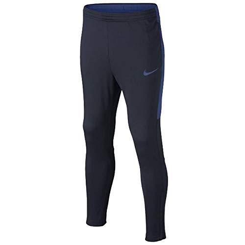 Nike Dri-FIT Academy Pantalón, Unisex niños, Azul (Obsidian/Hyper Royal), S
