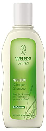 WELEDA Weizen Schuppen-Shampoo, Naturkosmetik Duschgel...