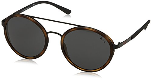 Polo Ralph Lauren Damen 0Ph3103 903887 53 Sonnenbrille, Schwarz (Black/Gray),