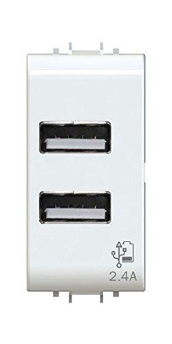 Zoom IMG-3 4box presa usb 2 4