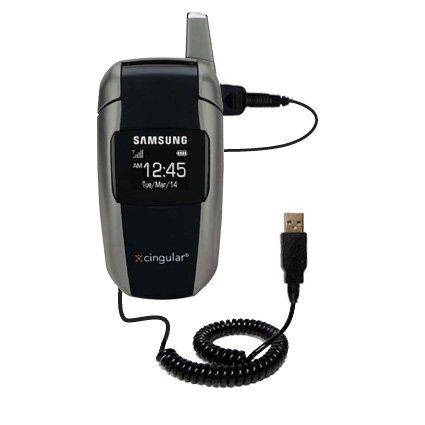 USB-Lade- und Datenkabel für Samsung SGH-X506 X507 mit TipExchange Technologie