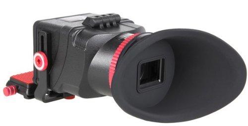 Carry Speed VF-4 LCD-Displaylupe mit Viewfinder Kamerabefestigung für 4:3 Displays 8,1 cm (3,2 Zoll) schwarz Vf-lcd