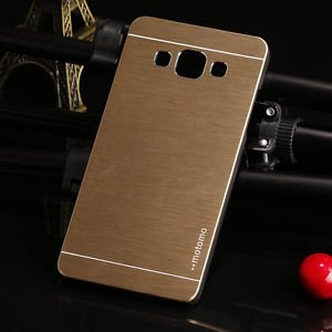 Samsung Galaxy Grand Prime G530H Back Cover Motomo Gold By Vegus  available at amazon for Rs.149