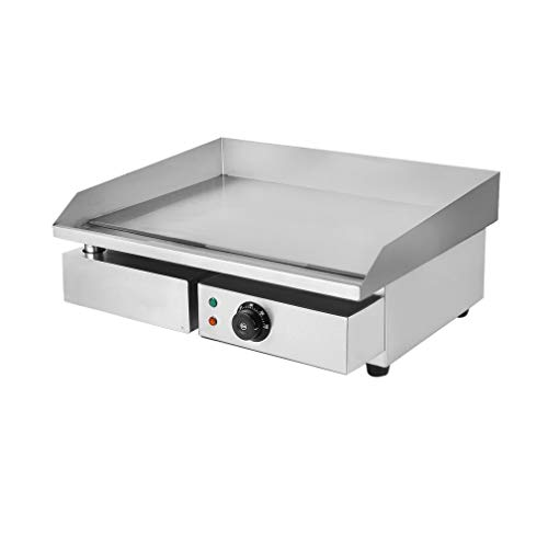 Desktop Electric Griddle Commercial Restaurant