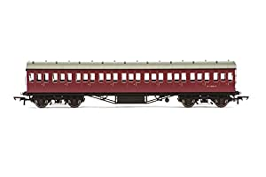 Hornby R4690A BR Ex LMS Suburban - Entrenador de Tercera Clase M11886M