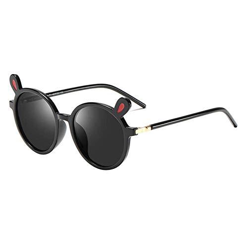 SUHXS Sonnenbrille Polarisierte Sonnenbrille Niedliche Hasenohren Sonnenbrille Männer Und Frauen Kinder Sonnenbrille Urlaub Geburtstagsgeschenke