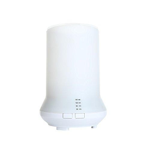 CFZHANG USB Luftbefeuchter Aroma Stumm Mini LED Nachtlicht Klimaanlage Zimmer , white