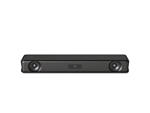 Sony HT-MT300 Compact Soundbar with Interior Matching Design and Bluetooth, Black