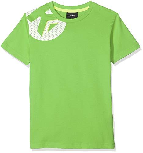 Kempa Kinder Core 2.0 T-Shirt, Hope grün, 164