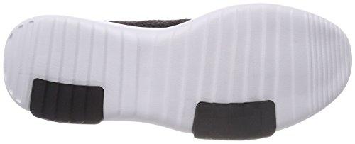 adidas Herren CF Racer TR Gymnastikschuhe Schwarz (Utility Black F16/core Black/ftwr White)