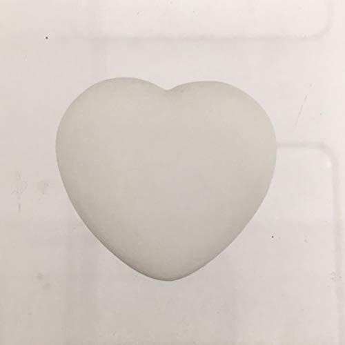 Profumatore ambiente in gesso forma cuore conf 36pz.08285