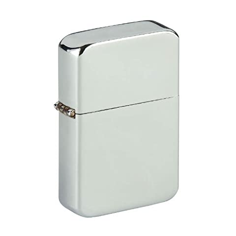 Storm Oil Lighter Polished Chrome