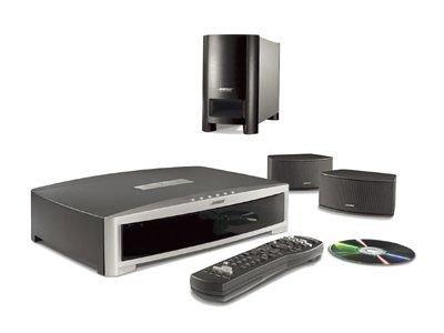Bose 3.2.1. GSX Digital Home Entertainment Heimkino-System Graphit (3 2 1 System Bose)
