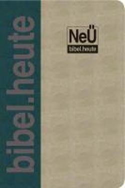 NeÜ bibel.heute: Taschenausgabe zweifarbiges Kunstleder