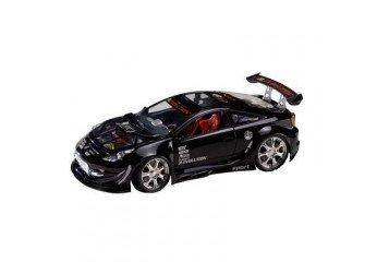 Bottari 17936 Modellino Auto in Scala 1:12, Set di 1, Nero
