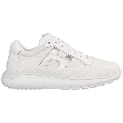 .Hogan Sneakers Interactive³ Bambino Bianco 35 EU