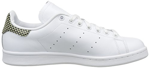 adidas Stan Smith, Baskets Mode Mixte Adulte Blanc (Ftwr White/Ftwr White/Ftwr White)