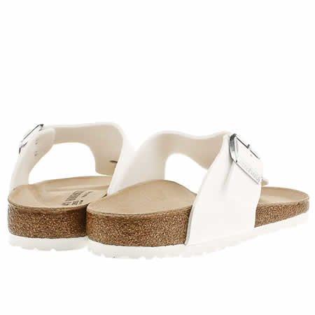 Birkenstock Ramses - Sandali Unisex - adulto White