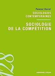 Sociologie de la compétition : Sociologies contemporaines