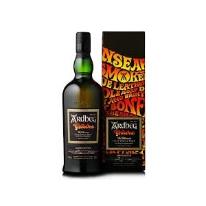 Ardbeg Grooves Limited Edition mit Geschenkverpackung Whisky (1 x 0.7 l)