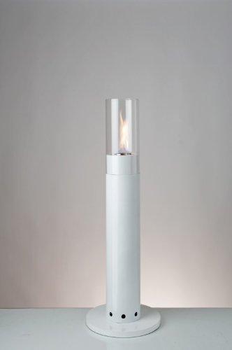 SOMPEX FIRE CONCEPT Feuerstele TABLE medium, weiß