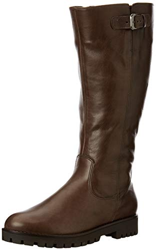 ara ANCHORAGE, Damen Hohe Stiefel, Grau (Street 65), 38 EU (5 UK)