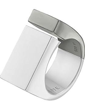 JETTE Silver Damen-Ring 925er Silber (silber)