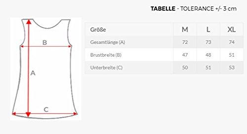 OZONEE Herren Tanktop Tank Top Tankshirt T-Shirt mit Print Unterhemden Ärmellos Weste Muskelshirt Fitness BREEZY 9076 Weiß-Orange