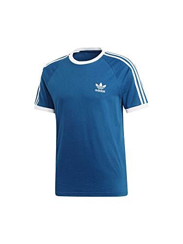 adidas Herren 3-Streifen T-Shirt, Legend Marine, XL
