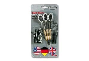 The Toy Company - Juego de Dardos Importado de Alemania