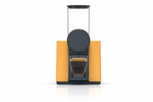 Delta F Kaffeevollautomat gelb 230L 1455W