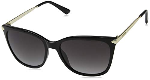 Guess GU 7483, Montures de Lunettes Femme, Noir (Shiny Black Gradient Smoke e85771ec3cff