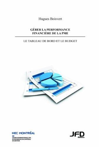 Gérer la performance financière de la PME
