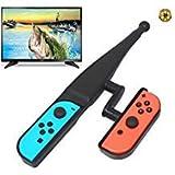 Angelrute für Nintendo Switch, Angelspiel-Zubehör kompatibel mit Nintendo Switch Legendary Angeln,...