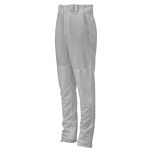 Mizuno Youth Select Long Pant, Uomo Ragazzi ragazza, White