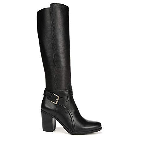 Naturalizer Frauen Stiefel Schwarz Groesse 9.5 US /41 EU - Naturalizer Wide Calf Boots
