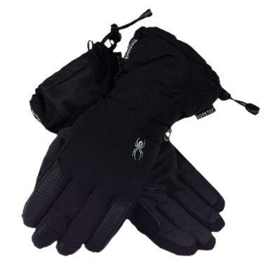 Spyder Herren Poacher Gore Handschuh der, Herren, Schwarz / Stahlfarben