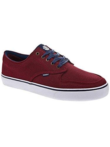 Element TOPAZ C3 Herren Sneakers Rot (OXBLOOD 147)