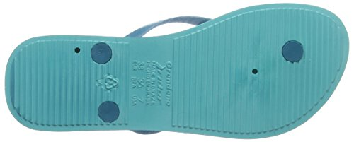 Lunar - Rio Fem, Chaussures De Plage Pour Femmes Et Piscine Blue (bleu (bleu 20796))