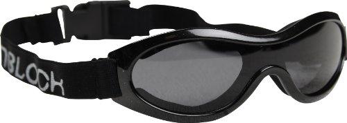 Zunblock Sonnenbrille, Schwarz, S, 8040501