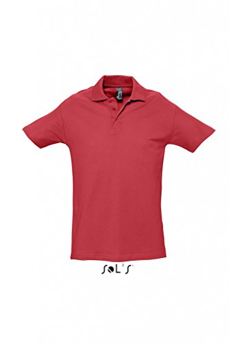 Polo Spring II Red